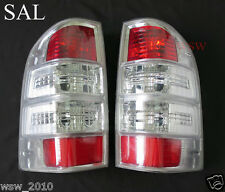 06-11 Ford Ranger Pickup Thunder UTE PK Tail Lamp Lights T5 Wildtrak XL XLT Pair