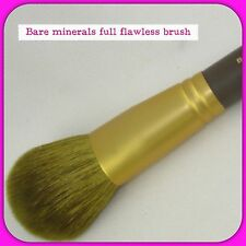 BARE ESCENTUALS MINERALS Full Flawless FOUNDATION Brush NEW $28