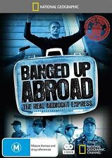 National Geographic -Banged Up Abroad -The Real Midnight Express - New Region 4