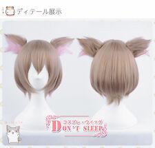 Re:Zero Kara Hajimeru Isekai Seikatsu Felix Argyle Cosplay Wig +2 ears +CAP