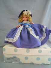 Bisque Nancy Ann Storybook Doll 184 Fridays Child Pudgy Tummy Jointed Leg in Box