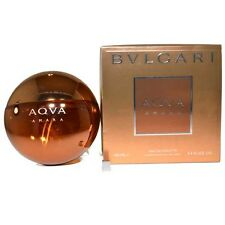 Aqva Amara by Bvlgari for Men  Eau de Toilette 3.4 oz 100 ml spray