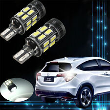 2PCS 6000k 921 T15 16SMD-5630 CREE Backup Reverse LED Lights or Projector Bulb