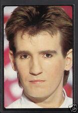 Panini Smash Hits 1984 Sticker - No 52 - Derek Forbes - Simple Minds