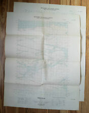 Department of Defence DND Army Survey Map Noelville Ontario Canada 1958 Topograp
