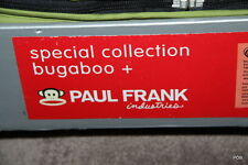 RARE BUGABOO PAUL FRANK COLOUR BLOCKS SPECIAL EDITION FOOTMUFF EXCELLENT!