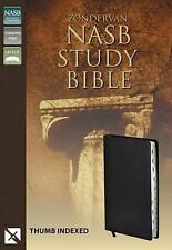 Nasb Study Bible (2000, Bonded Leather)
