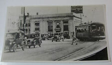 USA422 - ILLINOIS POWER & LIGHT Co (Redden Sq Danville) TROLLEY PHOTO - USA