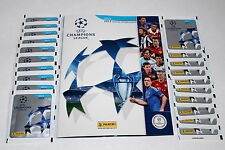 Panini UEFA CHAMPIONS LEAGUE 2012/2013 12/13 - 20 x TÜTE PACKET + ALBUM MINT!