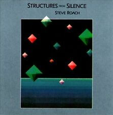 Structures from Silence [Fortuna] by Steve Roach (CD, Nov-1998, Fortuna)