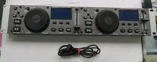 Gemini DJ CDX-2200 Multi-Disc DJ CD Player Controller only