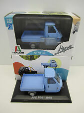 set di 2 PIAGGIO APE P50 1980 SEALED sigillata clear box 1:32 ITALERI no edicola
