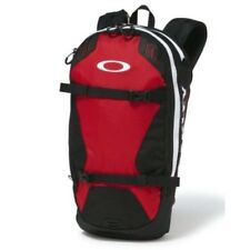 Brand New w Tag  Authentic Oakley Rafter 12 Back Pack Red Line