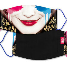 SUICIDE SQUAD Hygiene Surgical Mouth Mask Harley Quinn NEW