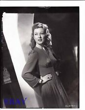 Greer Garson busty Photo from Original Negative