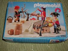 PLAYMOBIL 3794 PIRATES PIG ROAST MISB COLLECTOR'S ITEM
