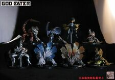 Bandai Gods Eater Burst Soul of Figuration Figure, full set of 9, Chozoukei ///