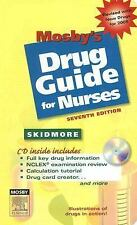 Mosby's Drug Guide for Nurses with 2008 Update (Mosby's Drug Guide for Nurses)
