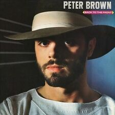 Back to the Front [Expanded] by Peter Brown (CD, 2013, Funky Town Grooves) NEW