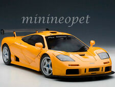 AUTOart 76011 MCLAREN F1 LM EDITION 1/18 DIECAST MODEL CAR HISTORIC ORANGE