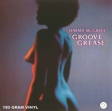 """Jimmy McGriff """"Groove Grease"""" Groove Merchant Reissue LP SEALED! 180 Gram"""