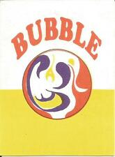 "(CLUB FLYER) 1993 ""BUBBLE"" @ IPSWICH"