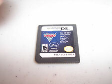 Cars 2 Disney Pixar Nintendo DS Lite DSi XL 3DS 2DS Game