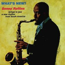 SONNY ROLLINS What's New? RCA RECORD Sealed Vinyl Record LP
