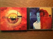 Keith Caputo + Life Of Agony [2 CD Alben]Died Laughing+Soul Searching Sun (Digi)