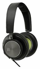 B&O PLAY by Bang & Olufsen Beoplay H6 On-Ear Headphones – Black with Mic/Remote