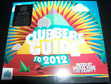 Ministry Of Sound Clubbers Guide 2012 Mixed By Denzal Park And Danny T