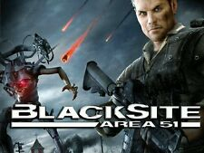 BlackSite: Area 51 (Microsoft Xbox 360, 2007)