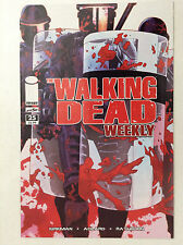 WALKING DEAD WEEKLY#25 NM HIGH GRADE 9.4+ CGC NEW IMAGE COMICS TV SERIES 9.6 9.8