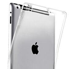 TPU Silikon Case für Apple iPad 2 3 4 Transparent Klar Crystal Cover
