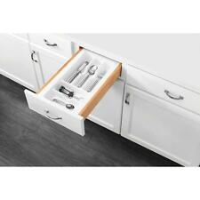 Rev A Shelf Liner Tray Insert Kitchen Drawer Utensil Cutlery Storage Organizer