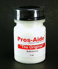 Professional Body Skin Glue Glitter Tattoo  Pros-Aide Cosplay Prosthetic 1 oz