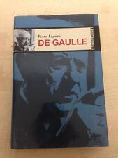 LIBRO DE GAULLE I PROTAGONISTI PIERO LUGARO FAMIGLIA CRISTIANA SAN PAOLO