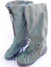 Vintage Van Doren Military Extreme Cold Weather Insulated Boots Size Medium 1979