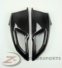 2011-2017 Diavel Upper Side Mid Cover Panel Fairing Cowl 100% Carbon Fiber