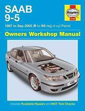 SAAB 9-5 Service and Repair Manual: 97-04 by Haynes Publishing Group...