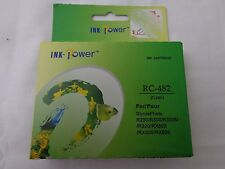 Ink Power RC-482 Cyan Ink Cartridge For Stylus Photo R200/R300/R300M--Expired