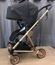 Mamas & Papas Urbo 2 Stroller, Signature Edition - Black / Rose Gold