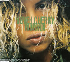 NENEH CHERRY - Woman (UK 4 Track CD Single Part 1)