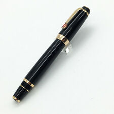 Luxury Bohemia Germany roller series Rollerball pen with a red Stone