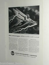 1949 Radio Corporation of America advertisement, RCA Ultrafax early fax