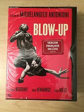 Blow-Up DVD OOP New Sealed Antonioni Hemmings Redgrave Out of Print