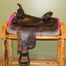 """Circle Y Park and Trail Saddle 17"""""""