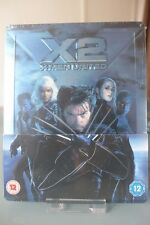 Blu ray steelbook X-Men 2 United U.K Exclusive New & Sealed Neuf sans VF READ