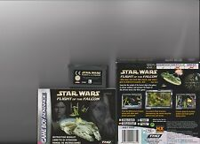 STAR WARS FLIGHT OF THE FALCON GAMEBOY ADVANCE / GBA /  DS
