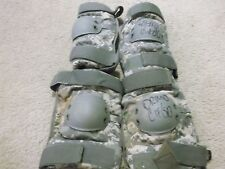 US MILITARY  ACU ELBOW PADS SIZE SMALL LOT OF 2